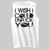 I Wish I Could Unfuck You Sleeveless Tee